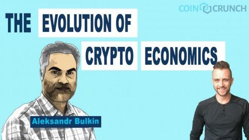 The Cryptoeconomics of Discount Tokens – w/ Aleks Bulkin (Co-Founder CoinFund, Sweetbridge advisor)