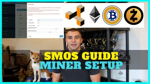 The EASIEST Mining Software OS – How To Use Simple Miner smOS ZEN, ETH, ZEC, BTG