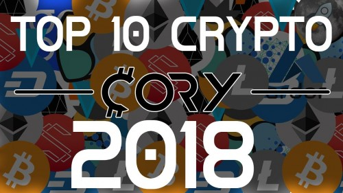 Top 10 Cryptocurrencies for 2018 – 10x – 100x RETURNS