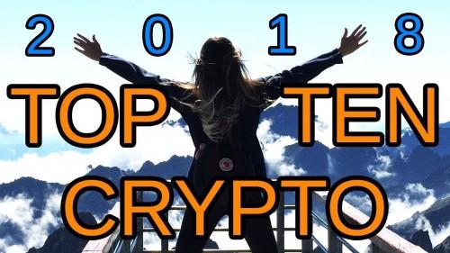 TOP 10 SLEEPER CRYPTOS TO BUY IN 2018