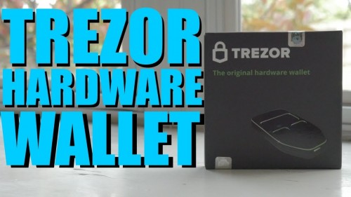 Trezor One Bitcoin Hardware Wallet Review and Quick Start Guide
