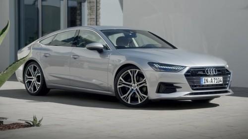 2018 Audi A7 Sportback – Perfect Coupe