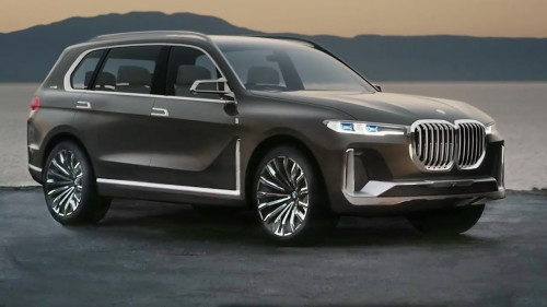 2018 BMW X7 – interior Exterior and Drive