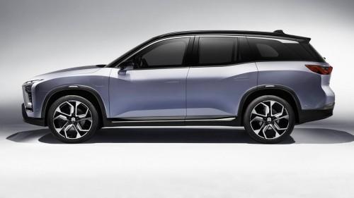 2018 NIO ES8 – 7-Seater High Performance Electric SUV