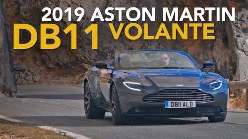 2019 Aston Martin DB11 Volante Review