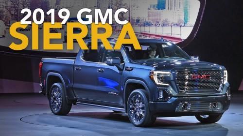 2019 GMC Sierra