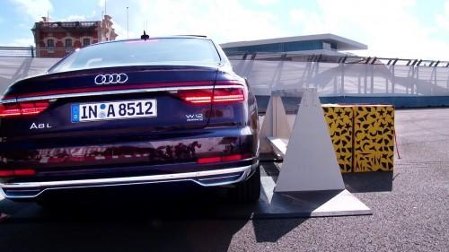 2018 Audi A8 – intelligent Drive