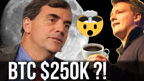 BITCOIN to $250.000?