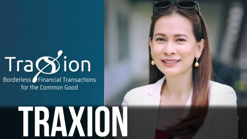 Blockchain Driven Society? Exclusive interview with TraXion