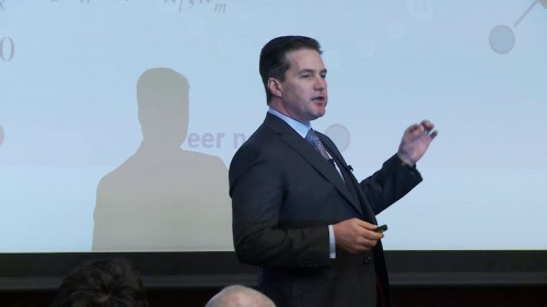 Dr. Craig Wright: With Bitcoin, the power is within