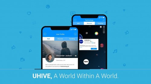 ICO: UHIVE – A New Era of Social Networking