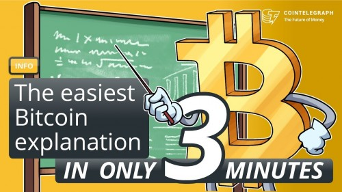 What is Bitcoin? The easiest explanation