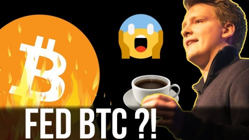 What Would Happen If FED Bought ALL BITCOIN?