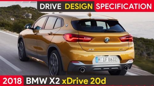 2018 BMW X2 xDrive 20d