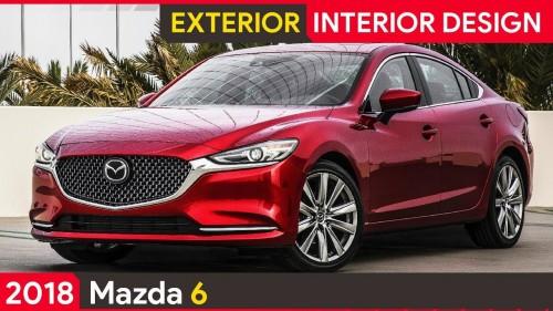 2018 Mazda 6 – Exterior & Interior