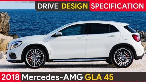 2018 Mercedes GLA 45 AMG