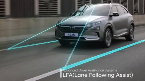 2019 Hyundai NEXO Features & Technologies