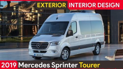 2019 Mercedes Benz Sprinter Tourer