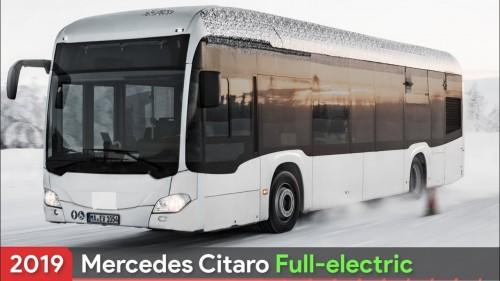 2019 Mercedes Citaro Full Electric