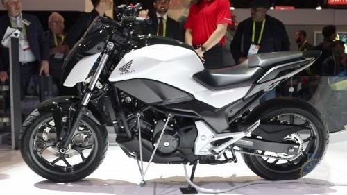Honda Riding Assist Self-balancing Technology