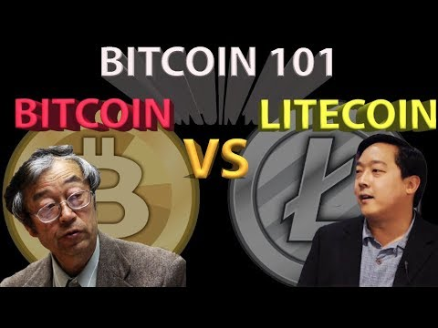 Litecoin & Bitcoin: What's the Difference?