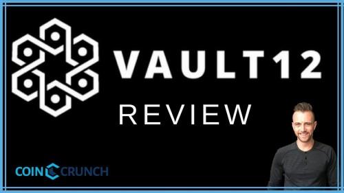 Vault12 ICO Review – Crypto Custody At Last! (Naval + Winklevoss Twins)