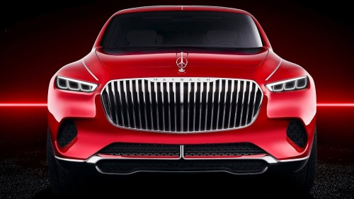 Vision Mercedes Maybach Ultimate Luxury – Official Video