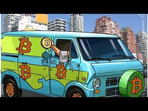 'Bitcoin Batmobile': Argentinian Nonprofits Launch Minivan Tour to Spread Crypto Awareness