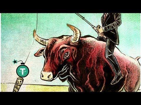 New Report Blames Tether for Bitcoin's Bull Run