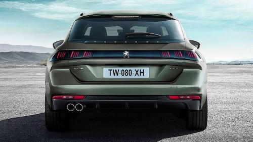 Peugeot 508 SW (2019) – The Best French Wagon