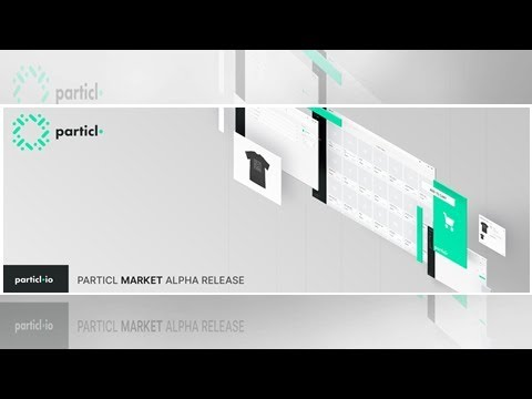PR: Particl Releases Their Privacy Focused Decentralized Marketplace