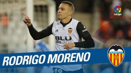 Rodrigo Moreno Best Goals & Skills LaLiga Santander 2017/2018