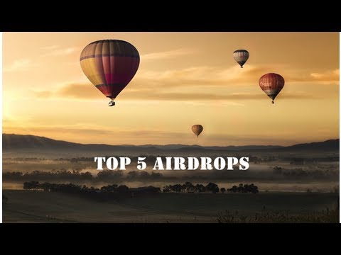 What is an Airdrop – Top 5 Airdrops of All Time