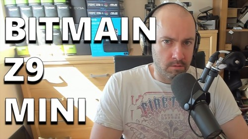 Why the Bitmain Z9 Mini Dropped to $850